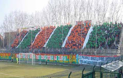 Curva Sud stadio Pierluigi Penzo