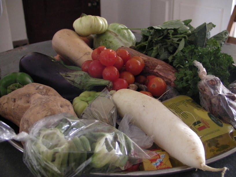 Dama xiif cuisine du s n gal le tiep bou dienn partie for Cuisine senegalaise c est bon