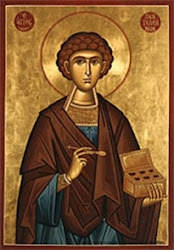 St. Panteleimon the Great Martyr