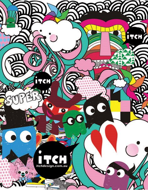Itch Design :: SUPER