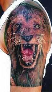 The Best Sleeves Tattoo Designs For Men Lion Tattoos