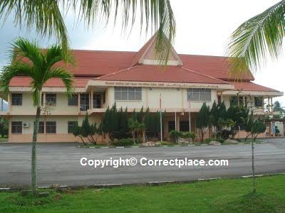 Sekolah Menengah Agama Fauzi Yan Kedah Kronis N