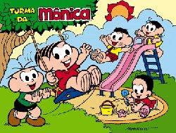 Historias em quadrinhos da turma da mônica