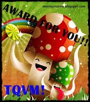 to my follower yang dikasihi! sila ambil ini award ye. tqvm!