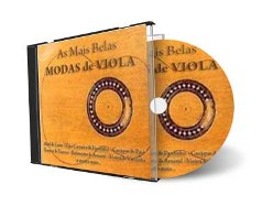 Cd As Mais Belas Modas de Viola   VA