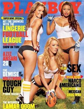 Revista Playboy USA   Fevereiro 2011