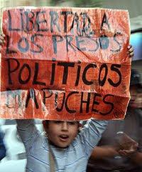 LIBERTAD A TODOS LOS PRESOS POLITICOS MAPUCHE