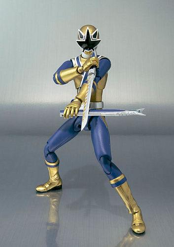 Toy Randomness: SH Figuarts Shinken Gold New Official Images