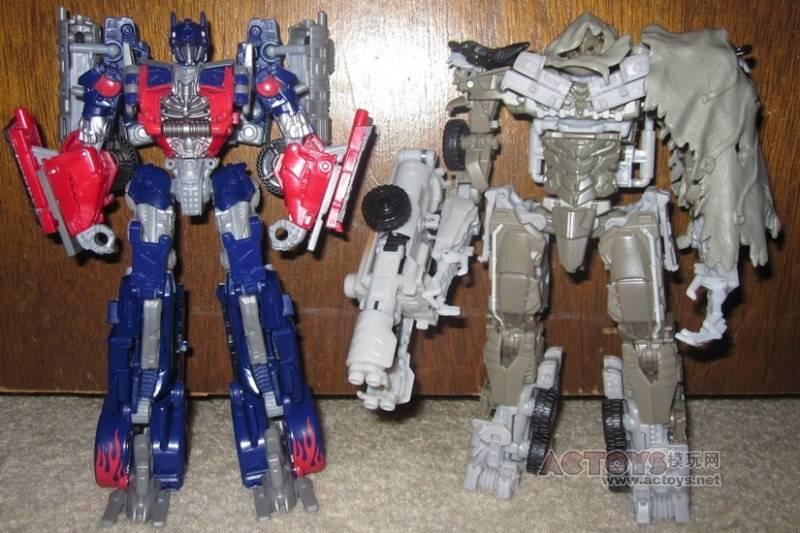 transformers dark of the moon optimus prime leader class. Transformers 3: The Dark of