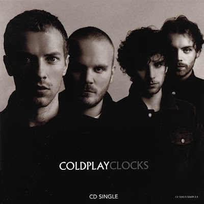 coldplay clock