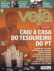 Comentário do Editor do Blog na VEJA - sobre Lula e a ditadura cubana (pag. 40 - edição 2155)