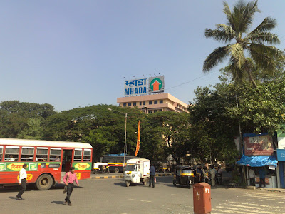 Bandra Marriage Registrar's Office, Mhada Building