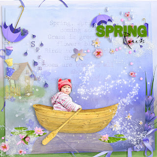 I wish you a wonderful spring