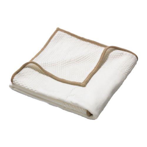couverture en coton de bébé