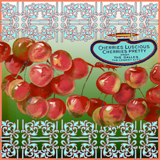 antique cherries by jamaica byles