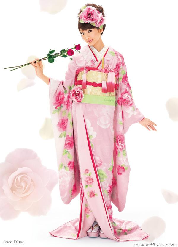 Jamaica byles wedding kimonos for Japanese wedding dress designer