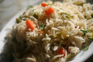 Veg Pulav