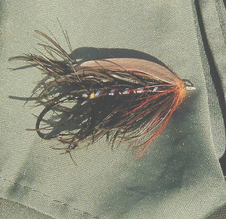 Spey hackle yellow     SPEY-02