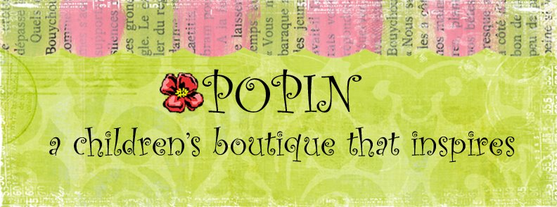 POPIN children&#39;s boutique