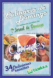CULINÁRIA DE DOMINGO - 2ª Edição - CARNES
