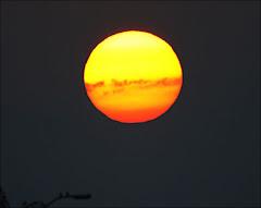نذر عاصفة شمسية تضرب الأرض