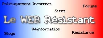 Le WEB Résistant