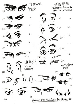 anime eyes drawing. images How To Draw Anime Eyes
