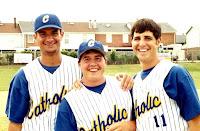 Montgomery Catholic Dedicates Baseball Field in memory of Brannon Cochran '99 3