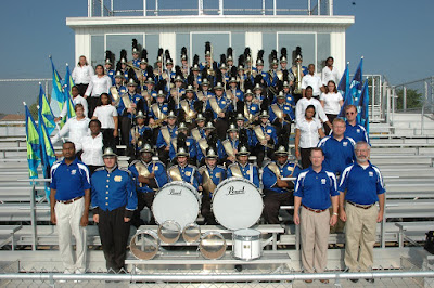 Band Receives Superior Ratings at District Competition 1