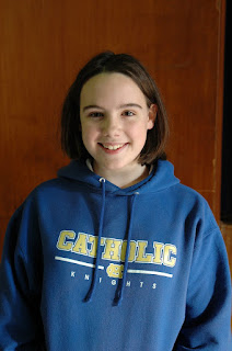 Starrett Wins Spelling Bee for St. Bede Campus 1