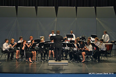 Montgomery Catholic Concert Band Earns Superior Ratings at District Competition 1