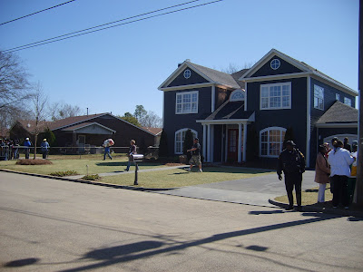 Extreme Makeover: Home Edition featuring the Jordan family airs April 26th on ABC-32 1