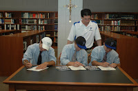 Three Montgomery Catholic Athletes Sign National Letters of Intent 2