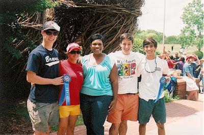 Montgomery Catholic Art Students Win at Flimp Festival 1