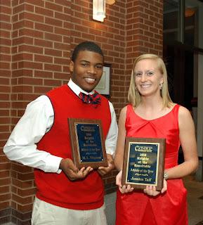 Montgomery Catholic Honors Top Athletes at Varsity Sports Banquet 1