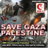 Cinta tuk Palestina