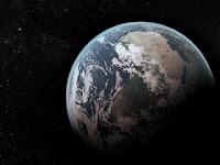 Planet EarthIII by Aaron Escobar