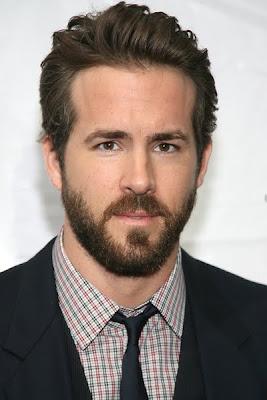 Ryan Reynolds  Beard on Ryan Reynolds With Beard Jpg
