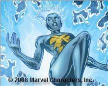 Marvel's Jolt
