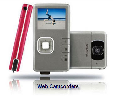 Example of Web Camcorder