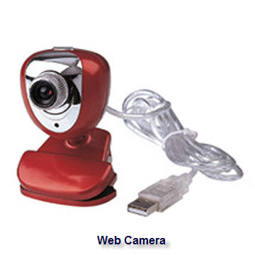 Example of Web Camera