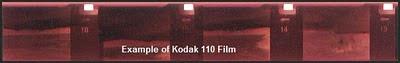 Kodak 110 film