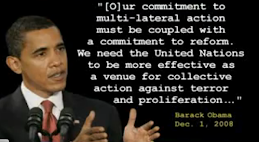Barack Obama on UN Reform