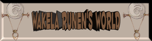 Wakela Runen's World