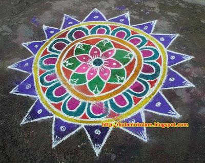 Latest Kolam Designs Pongal | New Calendar Template Site