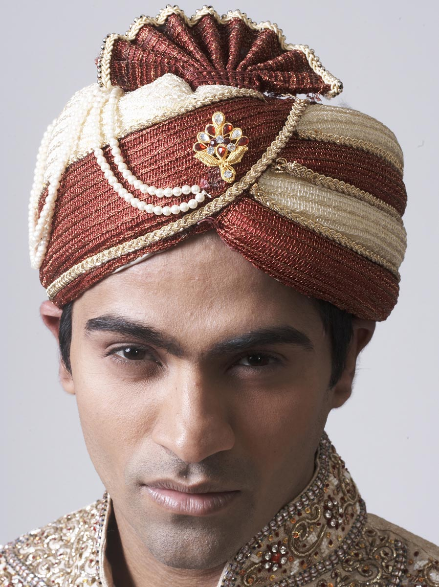Как сделать индийскую чалму