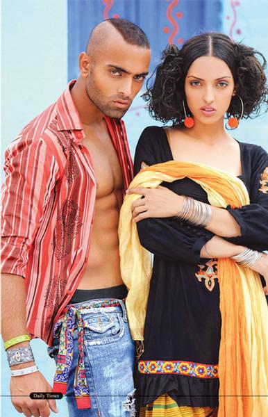 Desi Spunk: Sunday Fashion Magazine Pakistani Fashion