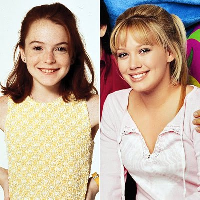 from Johan hilary duff in parent trap in the nude