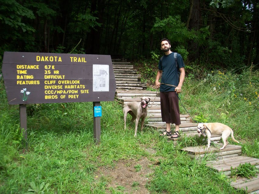TrinKnitty: Whitewater State Park