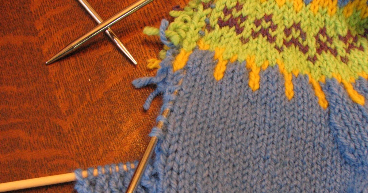 Knitting Picking Up Stitches For Button Band : Twenty acres and NO sheep...: knit on button band with facing for steek